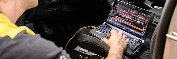 Servizi analisi elettronica auto | Officina Grip