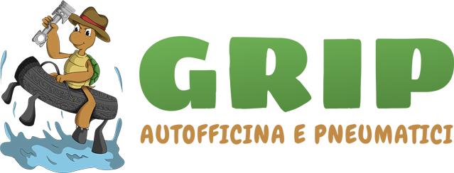 Logo grip officina Bologna